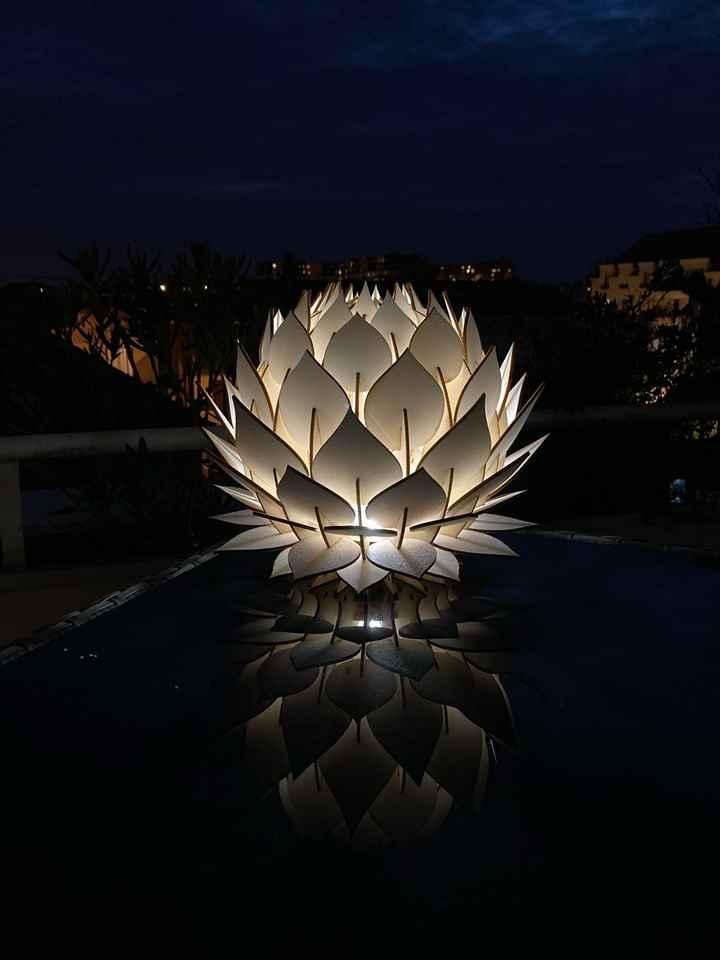 Lampe décoration extérieure - 2