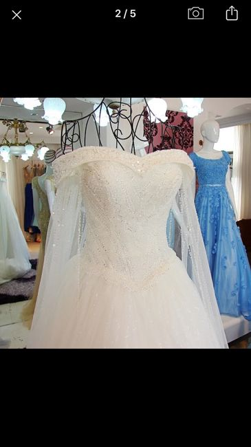 Robe de mariage - 2