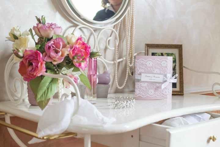 Notre mariage rétro-vintage : la décoration