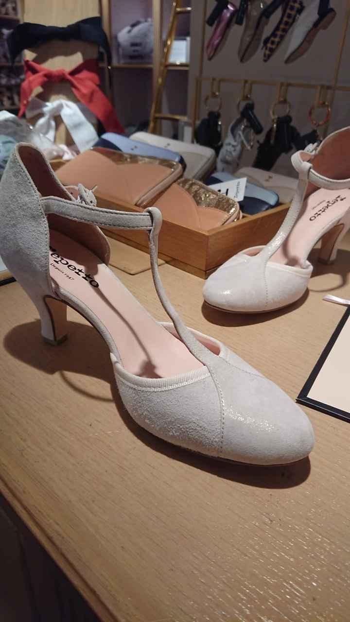 Chaussure mariée 4
