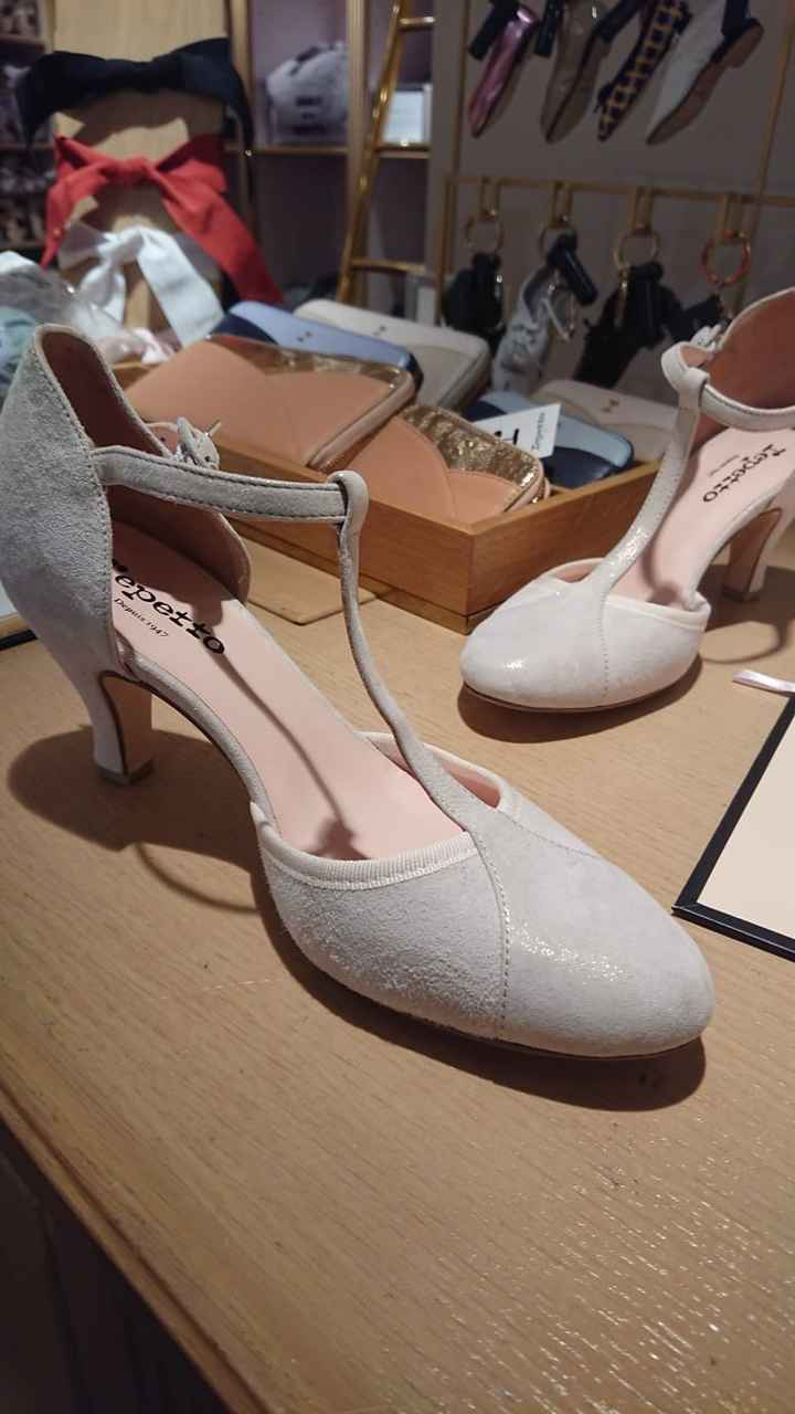 Chaussure 2