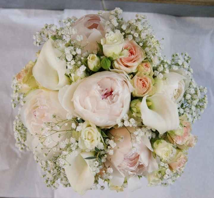 Mariées de septembre/ octobre, comment sont vos bouquets 1