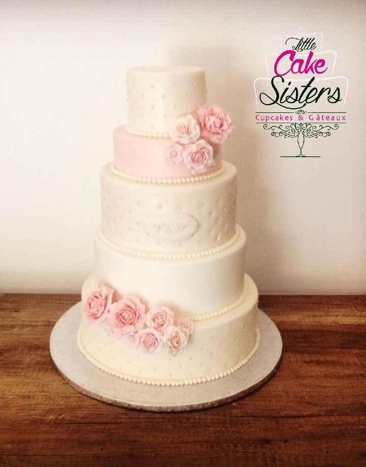 Je ne veux SURTOUT pas ce wedding cake ! 4