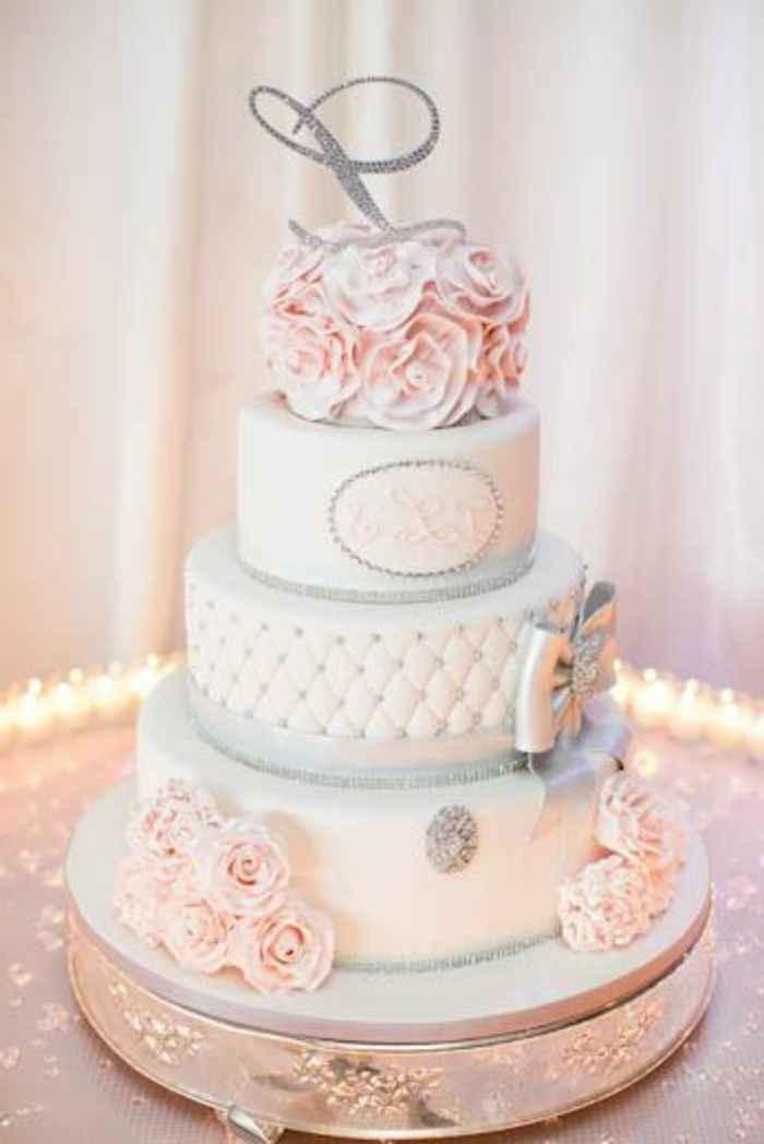 Je ne veux SURTOUT pas ce wedding cake ! 5