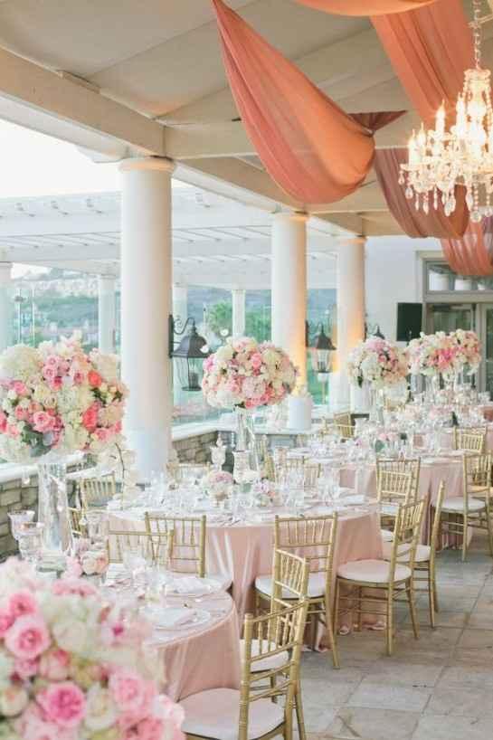 Photos de votre décoration de mariage 2