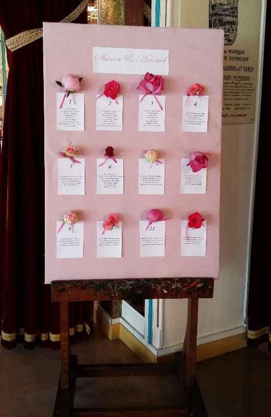 Photos de votre décoration de mariage 22