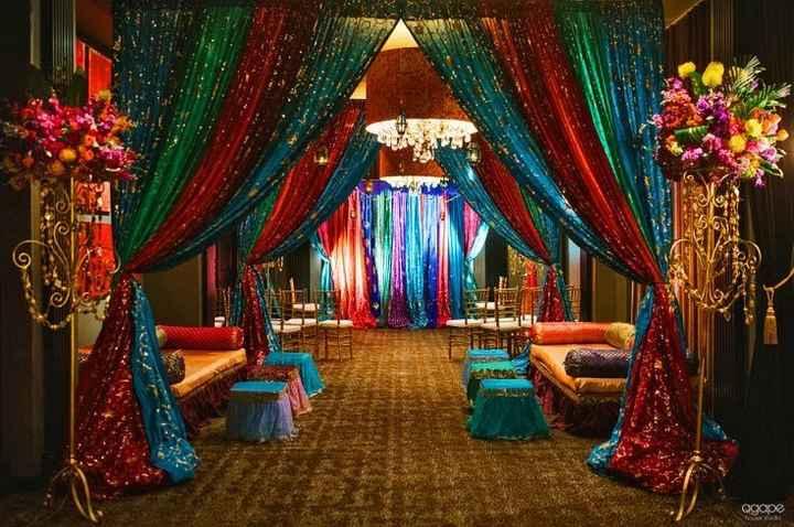 J'organise mon mariage oriental ! 1