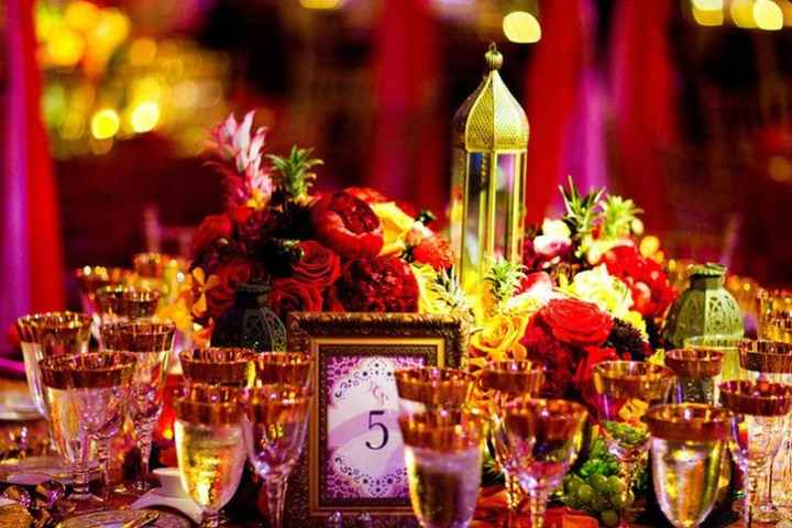 J'organise mon mariage oriental ! 8