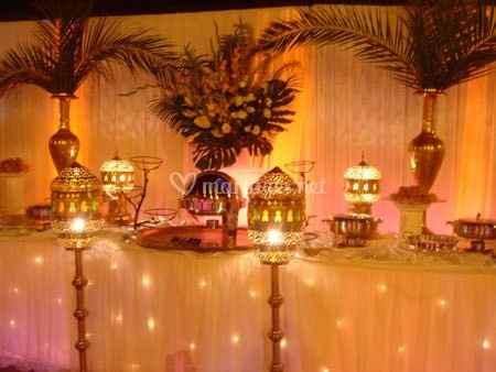 J'organise mon mariage oriental ! 14