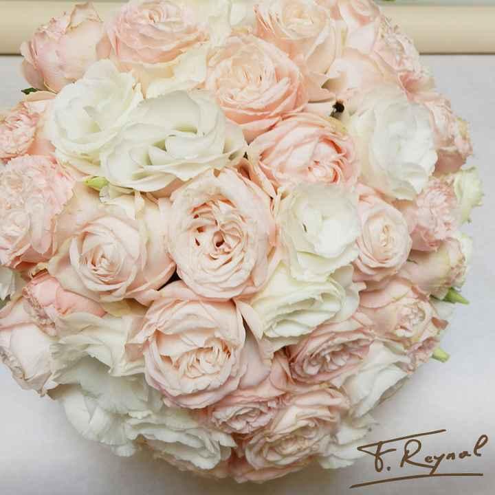 Bouquet de la mariée 16