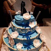 Figurine gâteau - 1