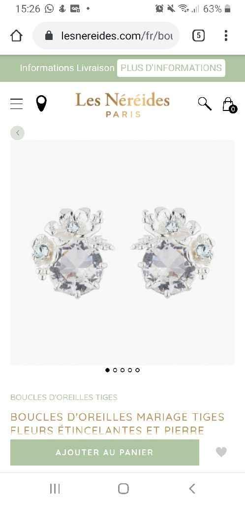 Bijoux les nereides - 1