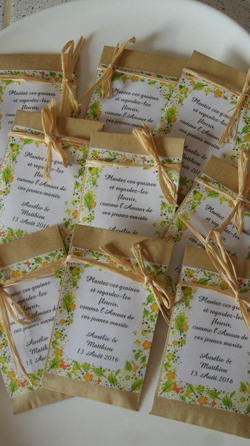 Second Cadeaux Invites Decoration Forum Mariages Net