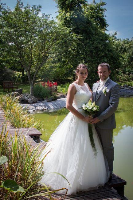 nos photos de couple dans un parc floral page 2 apr s