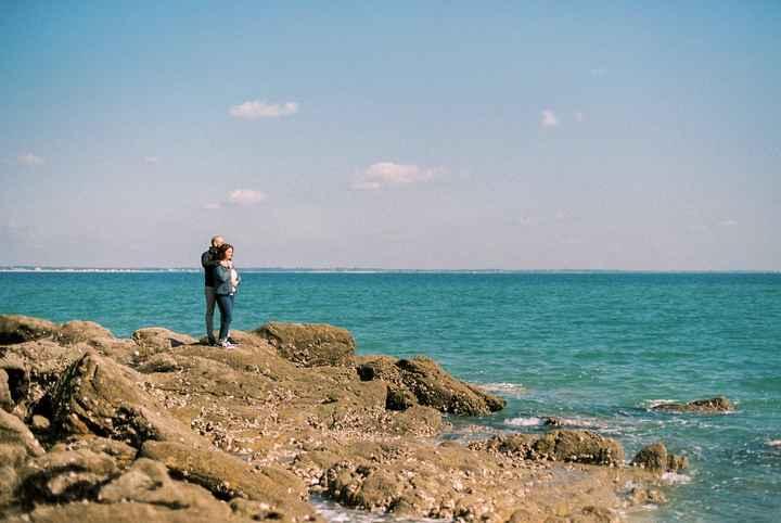 Photographe : séance engagement - 7