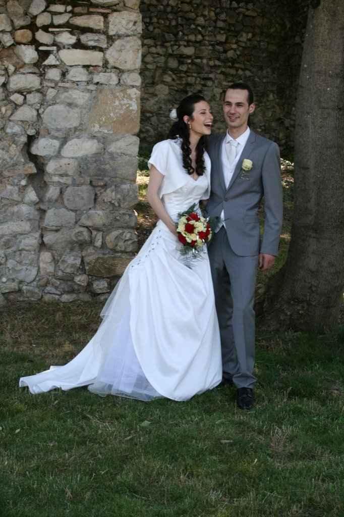 Les rires de la mariée - 1