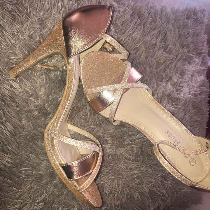 Chaussures trouvées 😍😍 - 1