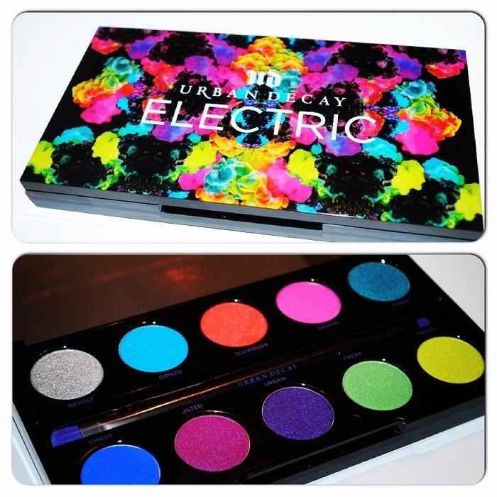 Palette Electric, Urban Decay