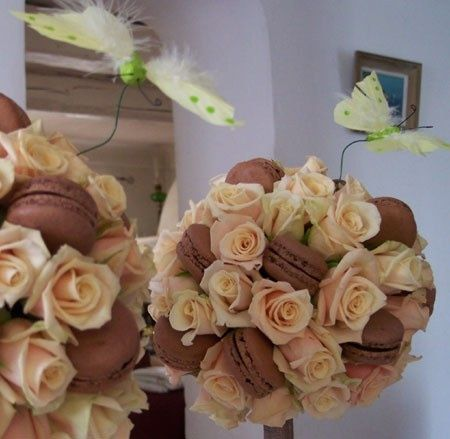 bouquet gourmandise page 3 mode nuptiale forum. Black Bedroom Furniture Sets. Home Design Ideas