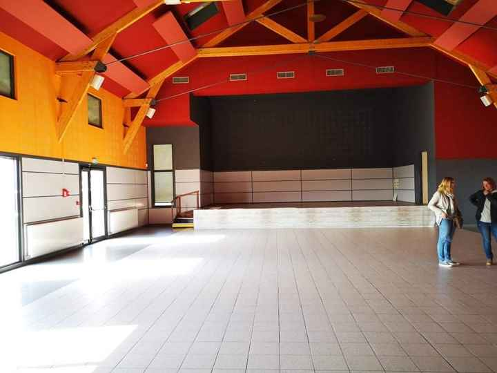 Recherche salle alentours Henin beaumont - 1