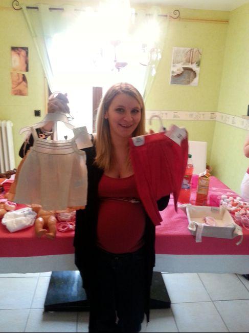 Photo de votre ventre pendant la grossesse - 1