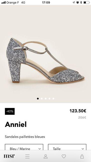 Chaussures anniel-avis pieds larges - 1