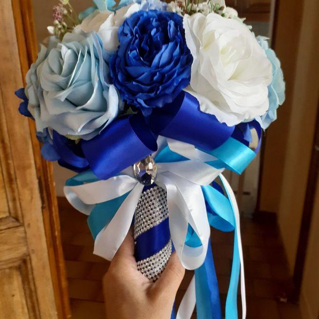 Bouquet mariée 7