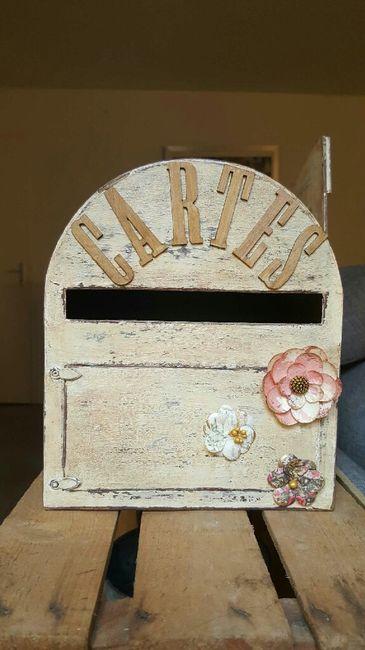 Boîte aux lettres américaine - 1
