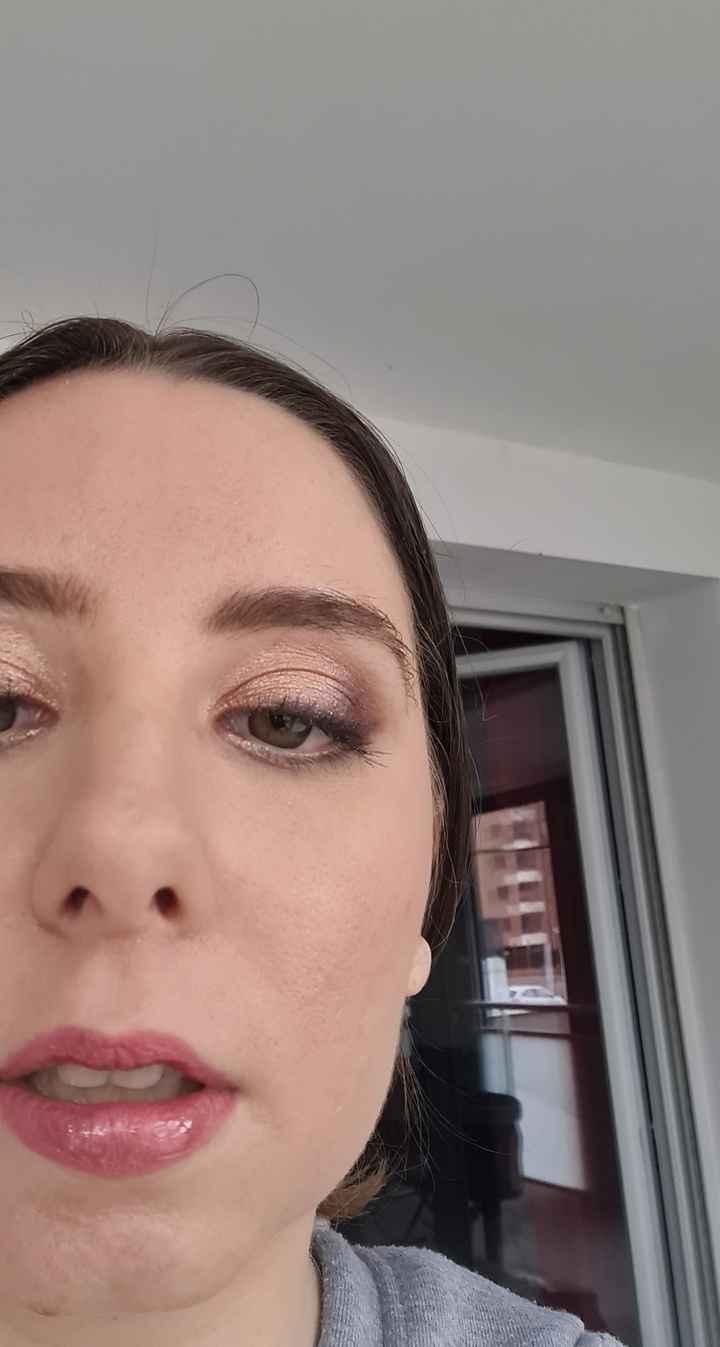 Essai coiffure 3 + maquillage - 5