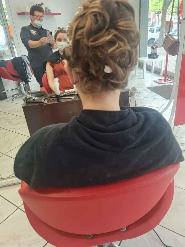 Essai coiffure 3 - 4