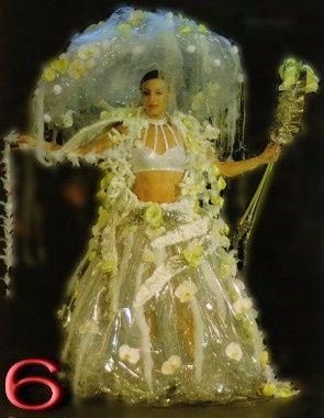 Robes de mariées insolites 9