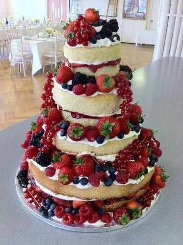 Sponge Cake Au Frais