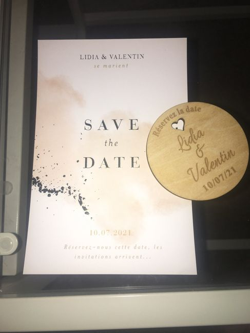 Atelier Save The Date 💕 - 1