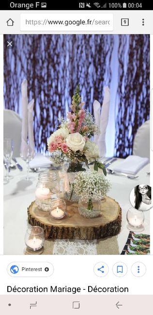 Mariage champêtre romantique 2