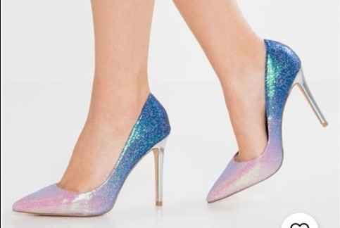 chaussure licorne