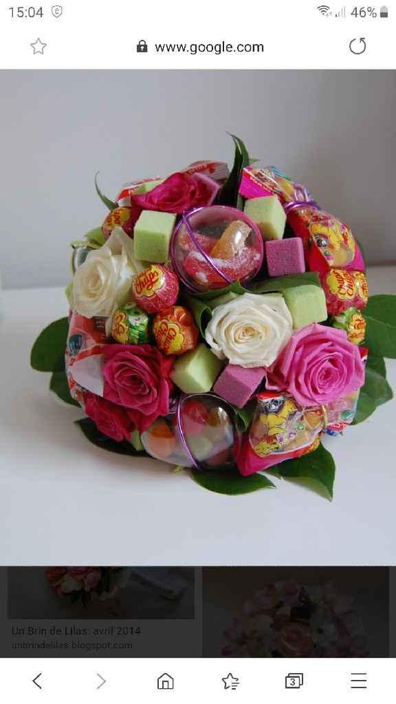 Des bouquets de mariées insolites et magnifiques - 1