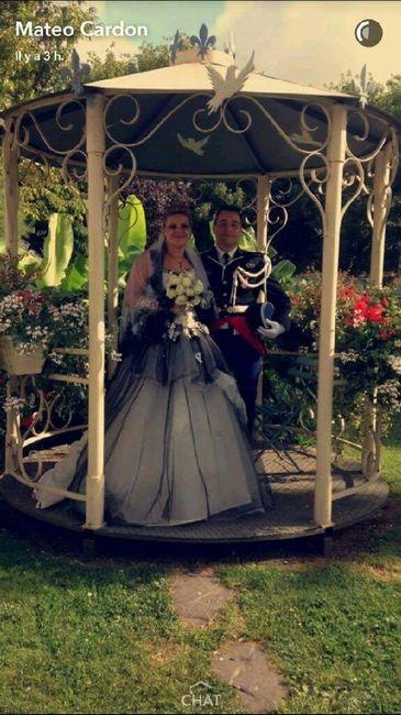 La robe de mariée noire : pour ou contre ? - 1