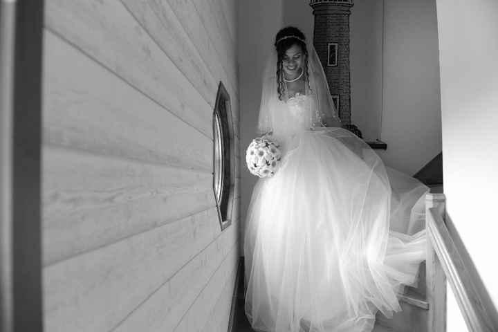 Robe de mariee