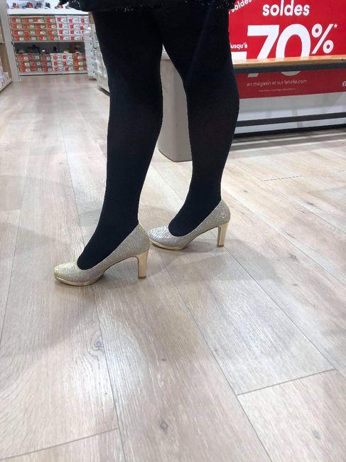 Et vous ? Les chaussures 3