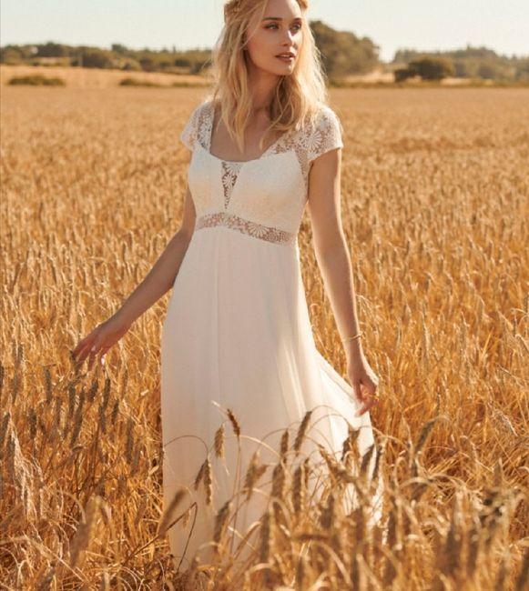 Robe de mariée réservée ! 1
