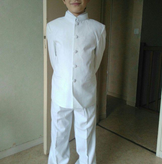 Recherche costume garçon (14/16 ans) 2