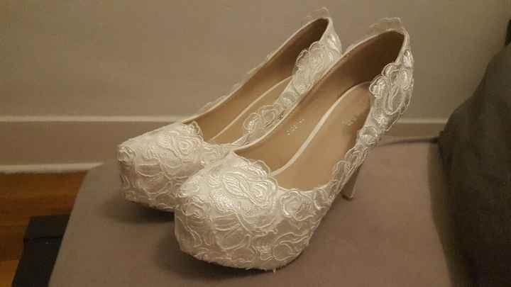 Mes chaussures enfin la!!!!! - 1
