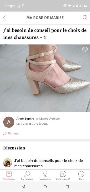 Chaussures 😍 - 1