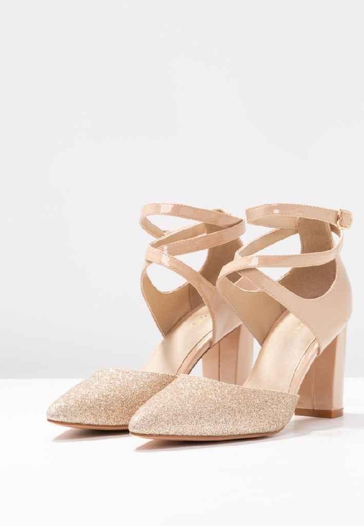 Recherche de chaussures bohème/champêtre - 1