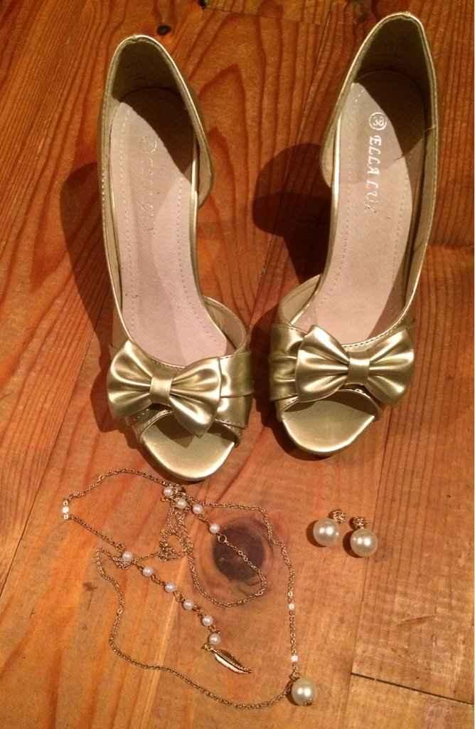 Enfin trouvé mes chaussures!!!!!! - 1