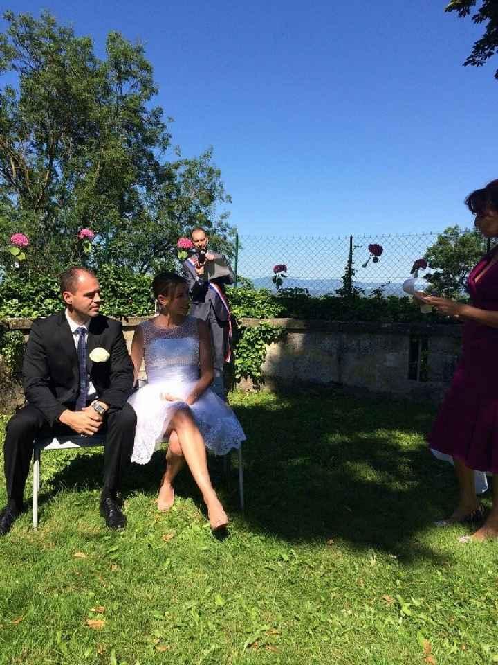 Notre mariage officieux ... - 5