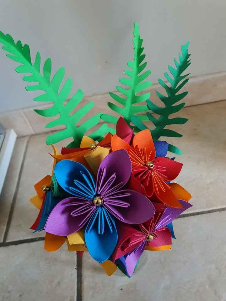 Bouquet Origami - 1