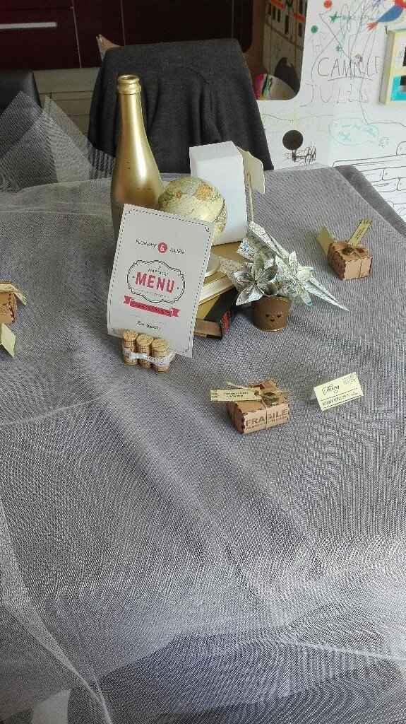 Essai centre table - 3