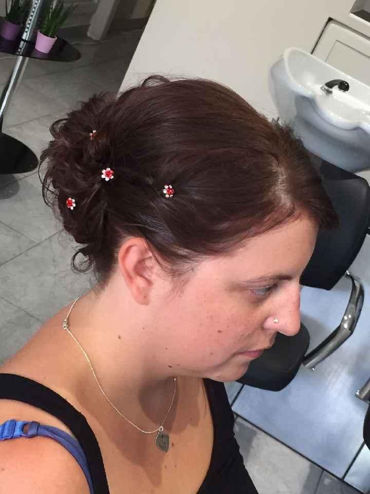 Ma coiffure - 5