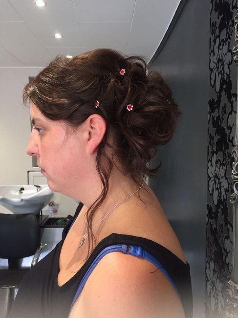 Ma coiffure - 1